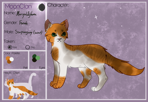 Marigoldflame Application by sparkeythehamster