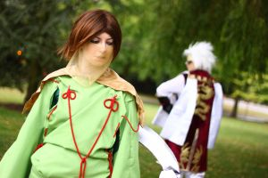 +Basara: Walk Away+ by LauzyJayne
