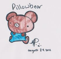 Pillowbear by SugahCookie