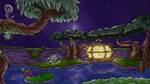 Spyro: Year of the Dragon - Spooky Swamp by AbyssinChaos