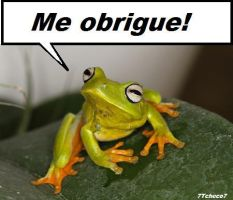 Me obrigue! by 777luck777