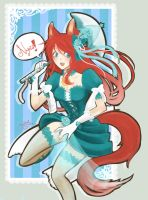 Catgirls Contest Nya by SiliceB