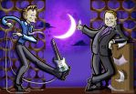 Strato-Strings with Conan and Andy by Dreamkeepers