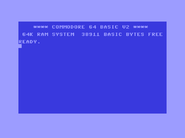 Commodore 64 by lvx123