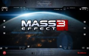 :: MASS EFFECT :: by DarkEagle2011