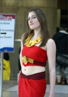 Azula Party Dress Cosplay NYCC by Ethereal-Glutton
