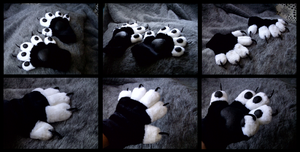 Scritch Handpaws by CuriousCreatures