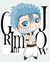 Grimmjow - Bleach by Lylia-chan