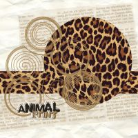 + Animal Print Texture by lookingforhappines