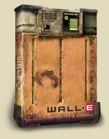 WALL-E DVD Concept by Jorge1087