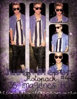 Photopack 639: Justin Bieber by PerfectPhotopacksHQ