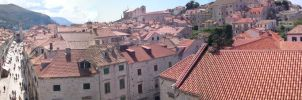 Old city of Dubrovnik 3 by KoseMoseGlitterKua