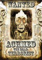 Achmed - Poster Art by dart47