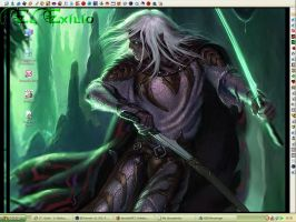 Wallpaper of Drizzt Do'Urden by AnitsircCAF