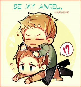 Be My Angel by GAiTOsan