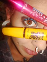 maybelline's mascara by PanicPsycho