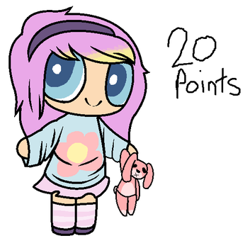 PPG Adoptable (CLOSED) by Pufflicious