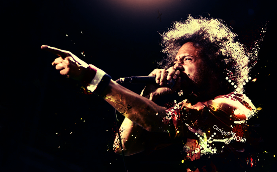 Rage Against The Machine by YoungLinkGFX
