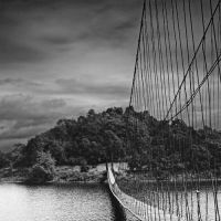 The Bridge II by Menoevil