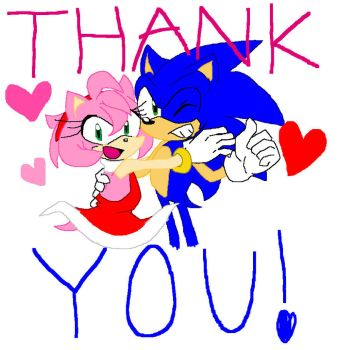 Thanks For 100 Followers by Midnight-Shine1996