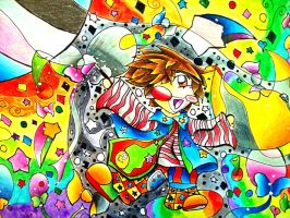 Color The World by yukidogzombie