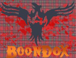 Boondox - Crow face by JuggalettaGurl