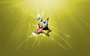 Wallpaper Bob Esponja by BrunoWalker