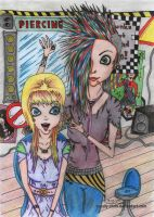 .Piercing studio. by deadly-chris