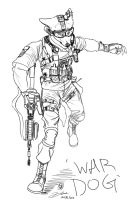 WAR DOG by kta1540