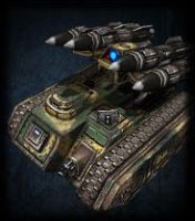 dawn of war 2 Vehicles by Rangers123456789