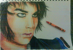 Crayola Adam Lambert by MysticxCryptic