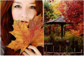 miss autumn by LemuriaFalls