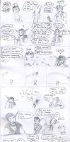 Scribblie theather presents... by Weiila