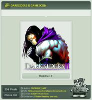 Darksiders II Icon by CODEONETEAM