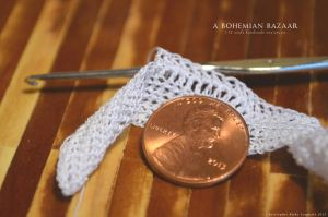 Miniature Crocheting - Practice! by abohemianbazaar