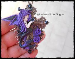 LADY DRAGON by PrigionieradiunSogno