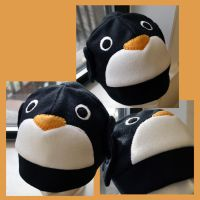 Penguin Hat by fabricninja