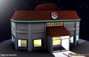 PokeCenter Project by Patrick-Theater