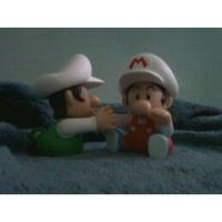 Baby Mario and Luigi 2 by NightshadeAxl