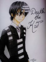 Death The Kid 5 by Killjoy-Chidori