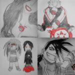 Homunculus x4 by MaddTeaParty22