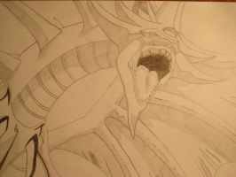 Slifer the Sky Dragon (Yugioh) by RyuFujin4