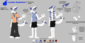 Lucian 2011 Reference Sheet by ZarelTheWindDragon