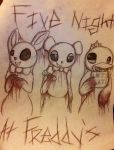 Five Nights at Freddy's by PikaPanic25