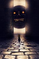 Majora's Mask Manip. by FlyingGinger