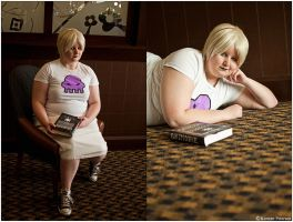 Homestuck: Rose Lalonde by CosplayerWithCamera