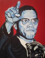 Malcolm X by purposemaker