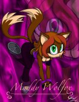 CE, Maddy Wolfox by Toughset