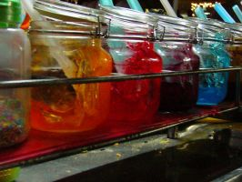 Jelly in Jars by sethness
