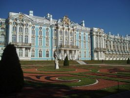 Catherine's Palace by bloodbath11